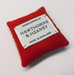 pin cushion, pincushion, pin, cushion, small cushion, embroidery equipment, sewing cushion, sewing box