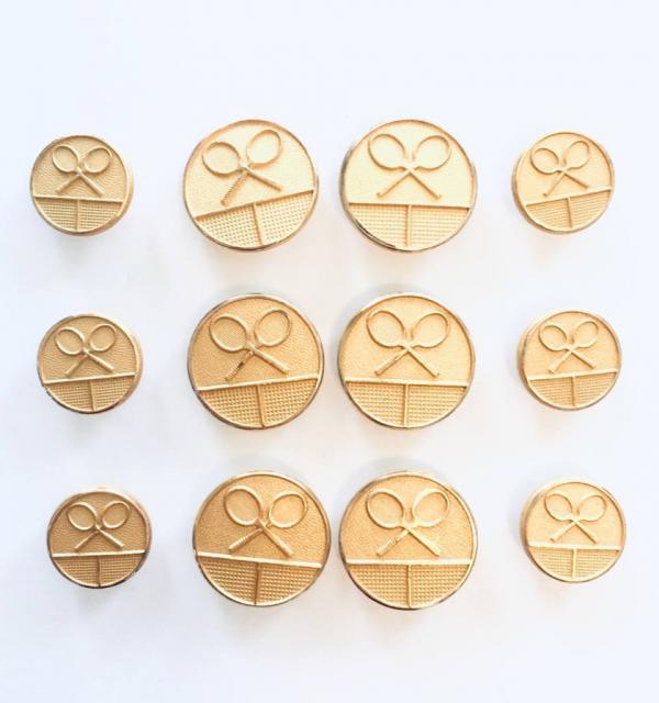 Button, Tennis Button , Gold Button, Military, Military Button, Military Badge, Vintage, Embellishments, Accessories