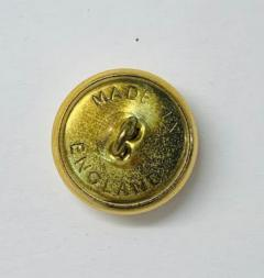 Royal Engineers Button, button, gold button, military button, military, gold, label, embellishment, accessory