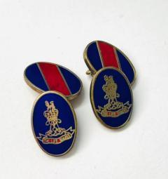 Life Guards Cufflinks, cufflinks, cufflinks, suit, gold cufflinks, Pin Badge, Button, Badge, Pin, Gold pin, Gold Button, Brooch, accessory
