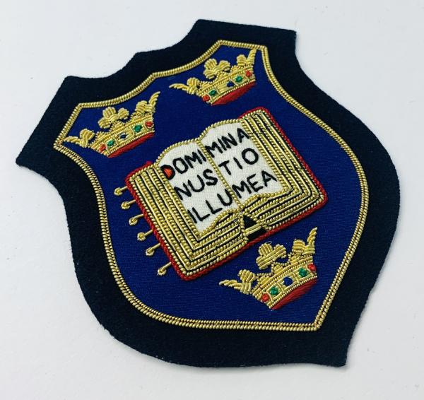 Oxford University Blazer Badge, Gold Badge, Cap Badge,Blazer, badge, Cap, Cap Badge, Blazer Badge, Vintage badge, military, military badge, military button