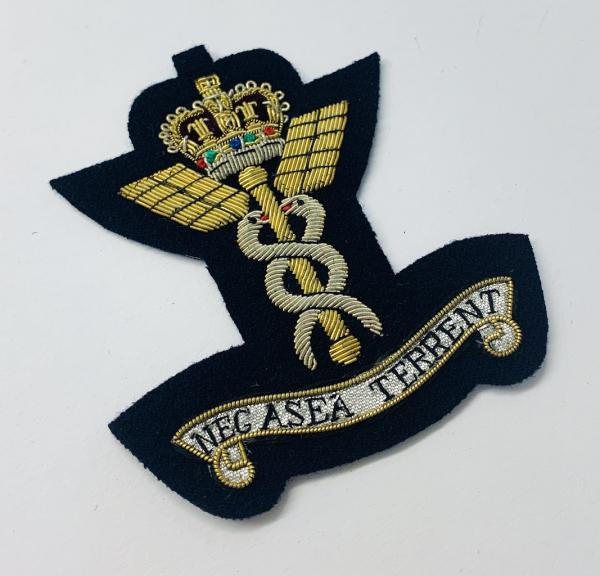 RAF Medical Blazer Badge, Gold Badge, Cap Badge,Blazer, badge, Cap, Cap Badge, Blazer Badge, Vintage badge, military, military badge, military button