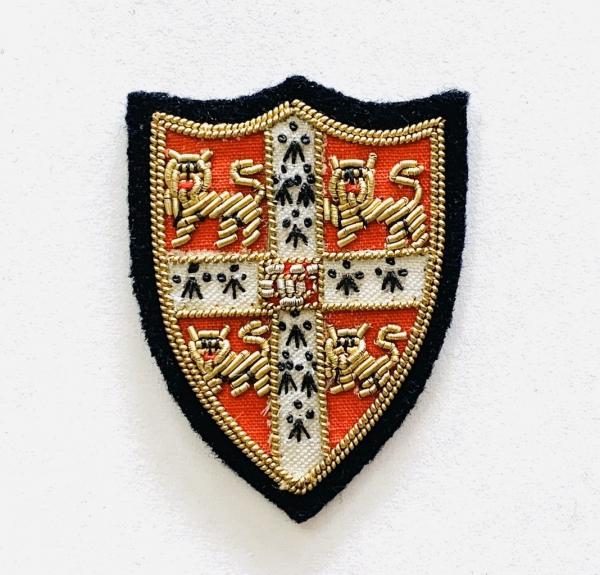 Cambridge University Cap badge, badge, Cap, Cap Badge, Blazer Badge, Vintage badge, military, military badge, military button