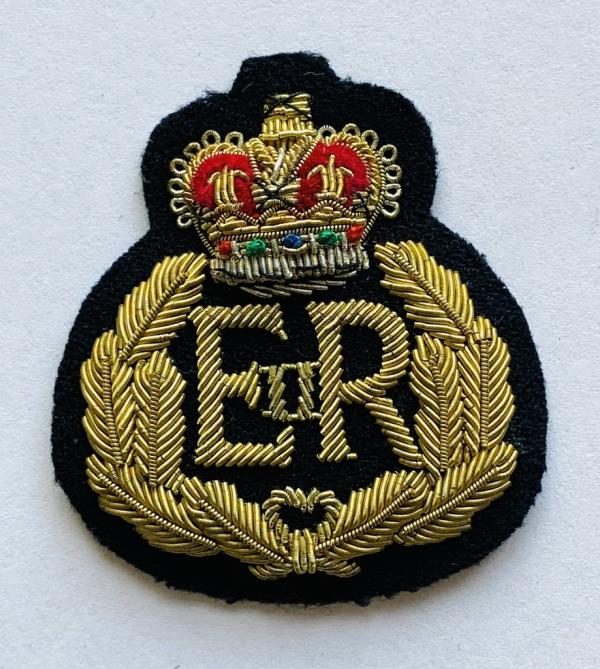 EIIR Cap Badge, Cap, Cap Badge,Blazer, badge, Cap, Cap Badge, Blazer Badge, Vintage badge, military, military badge, military button