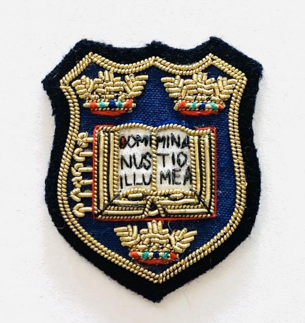 Oxford University Cap badge, badge, Cap, Cap Badge, Blazer Badge, Vintage badge, military, military badge, military button