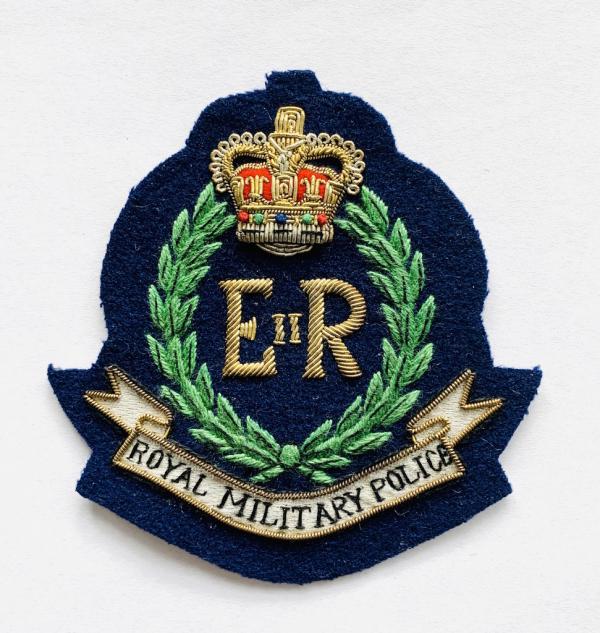 Royal Military Police Blazer badge, badge, Cap, Cap Badge, Blazer Badge, Vintage badge, military, military badge, military button