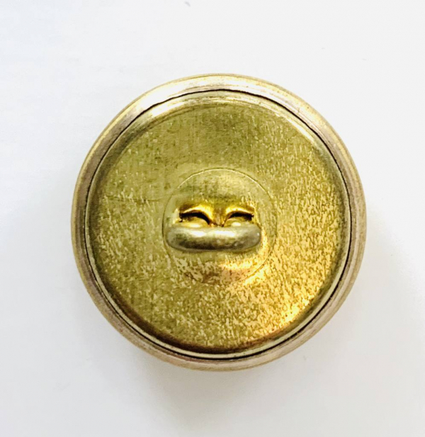 Button, Obstetricians, Gynaecologist, Royal College of Obstetricians and Gynaecologist Button, Gold Button, Military, Military Button, Military Badge, Vintage, Embellishments, Accessories