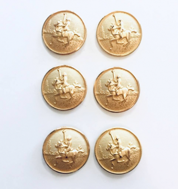 Button, Polo Button, Gold Button, Military, Military Button, Military Badge, Vintage, Embellishments, Accessories