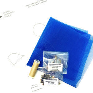 Tambour, Tambour Beading, Tambour Sequins, Beads, beading, Sequins, Online Class, Online Kit, Equipment, Materials, Tambour Hook, Thread,