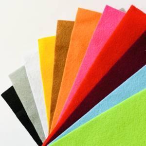 felt, fabric, colourful fabric, textiles, materials, equipment