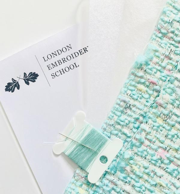 fabric flower, flower, tweed, boucle tweed, green flower, camellia, online class, fabric manipulation, equipment, rose, peony