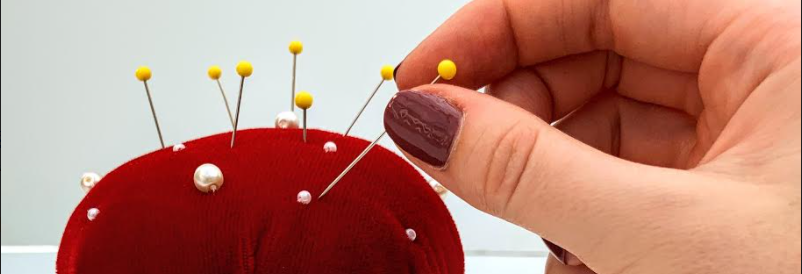 Pages pin cushion class